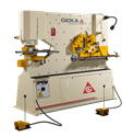 Picture of Geka Dual Cylinder Ironworkers